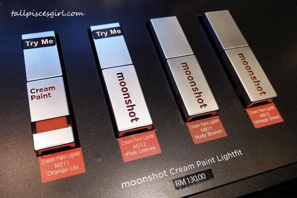 Moonshot Cream Paint Lightfit