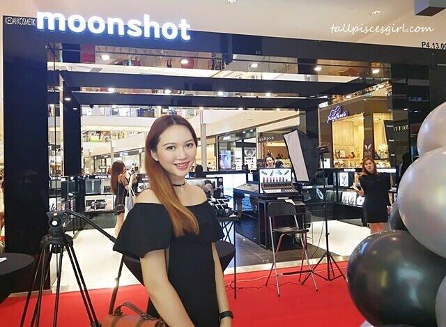 Charmaine X Moonshot