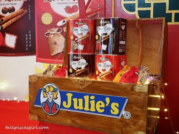 """Spread Your Joy; Share Your Love"" with Julie's Love Letters as it is a taste of beautiful memories for most Malaysians"