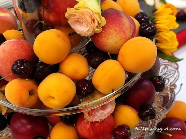 Australian summer fruits