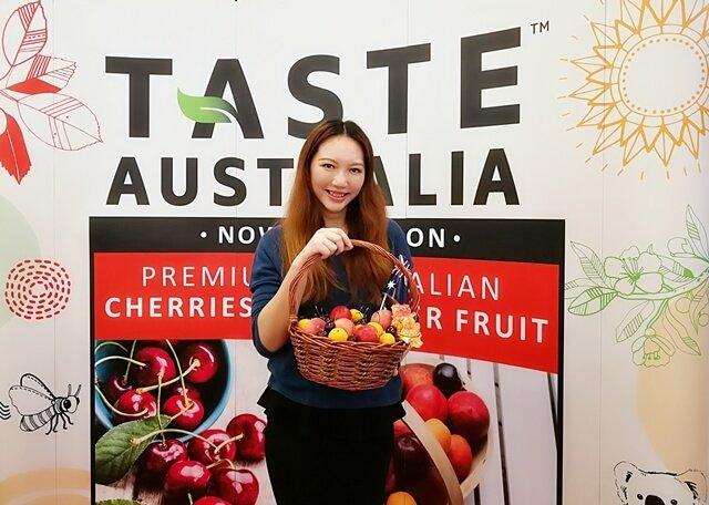 Charmaine X Taste Australia