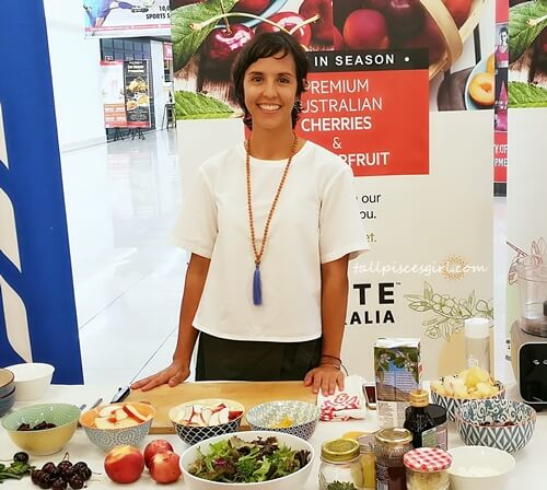Nutritionist and Health advocate, Marissa Parry