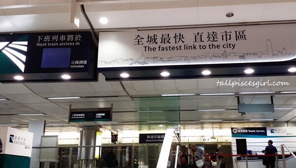 Airport Express Tourist Services Counter