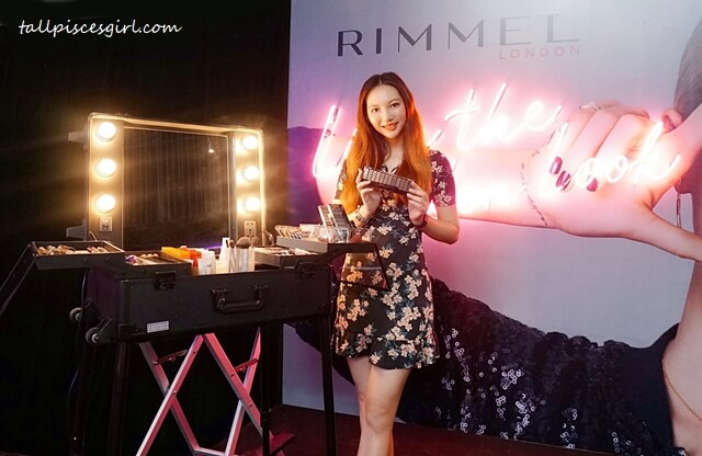 Charmaine X Rimmel London