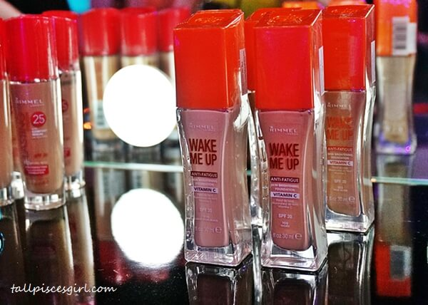 Wake Me Up Liquid Foundation