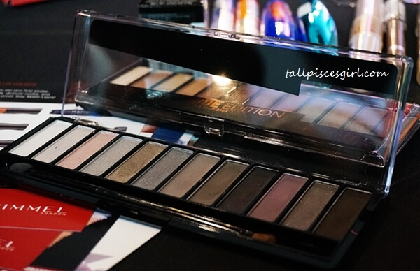 Rimmel London Magnif'eyes Eyeshadow Palette (003 - Smoke)
