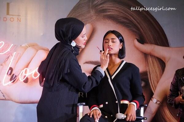 Rubini Sambanthan X Noriana for Rimmel London: The Fearless Chic