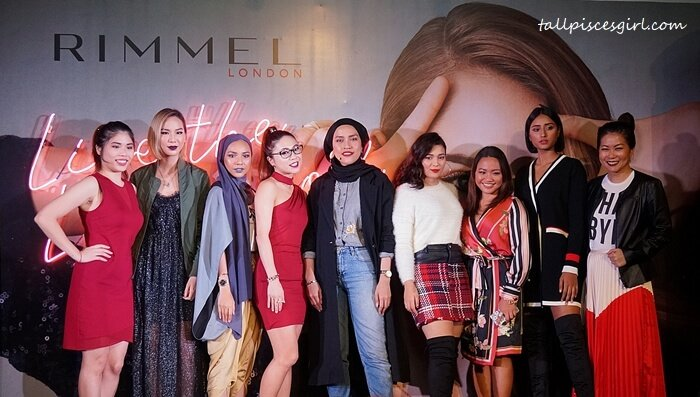 Rimmel London is Back in Malaysia