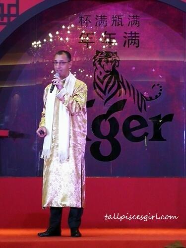 Hans Essaadi, Managing Director of HEINEKEN Malaysia