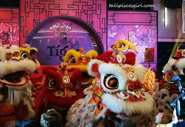 Tiger Beer Chinese New Year Campaign Launch
