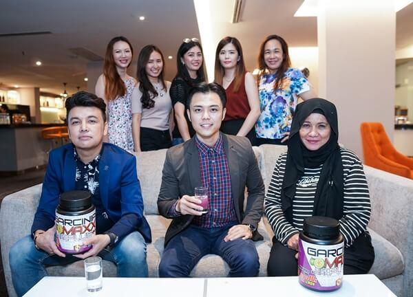 博客与张杰森和他的伙伴,Dato Ryzal Jamaludin