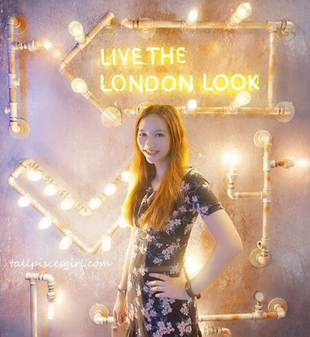 Live The London Look with Charmaine