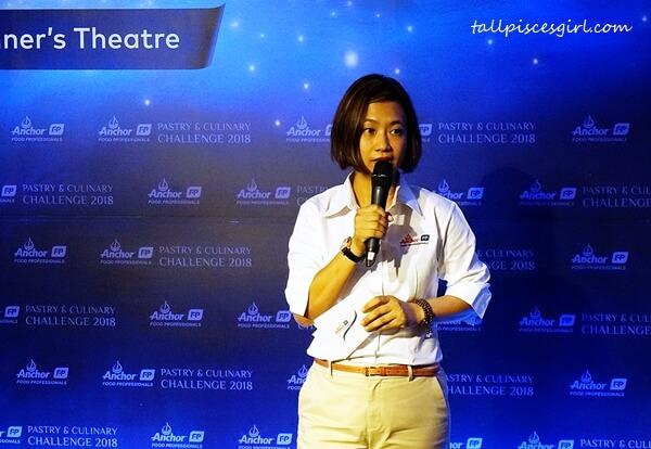Linda Tan, Director of Anchor Food Professionals