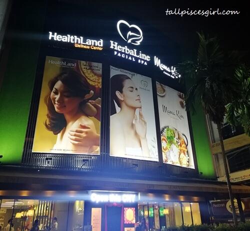 Herbaline, Healthland, Mama Kim @ Sri Hartamas