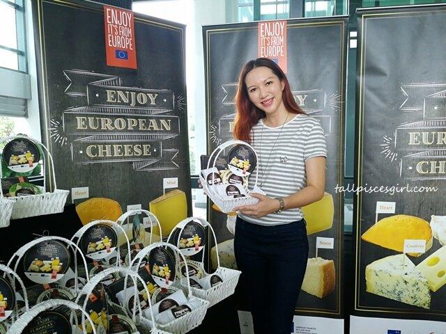 Charmaine X European Cheese