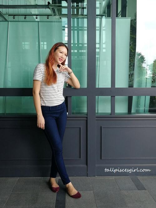 Havan Clothing: Beagle - Unisex Grey Stripe