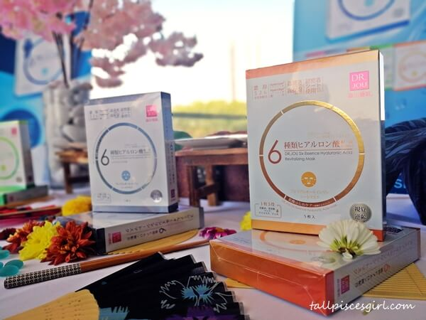 Dr. Jou Six Essence Hyaluronic Acid Revitalizing Mask
