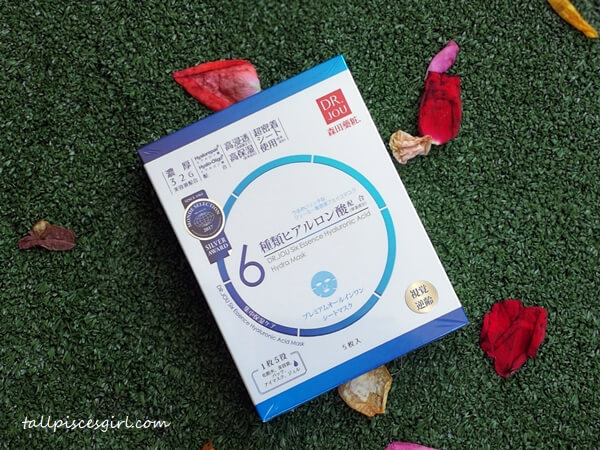 Dr. Jou 6 Essence Hyaluronic Acid Mask
