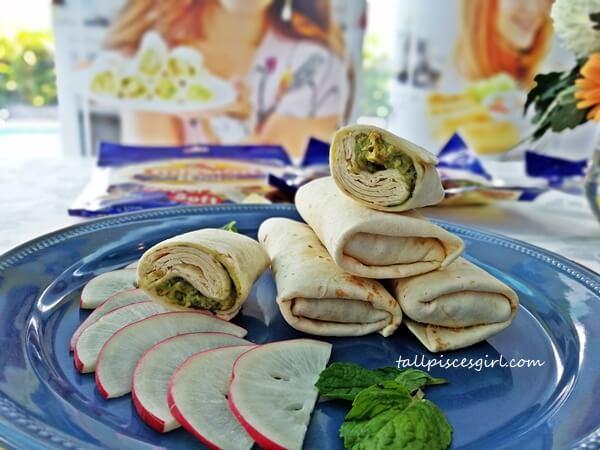 Chicken Kebab Wrap