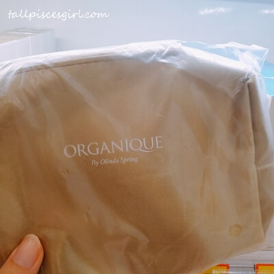 Organique by Olinda Spring Promotion at Guardian Stores 1