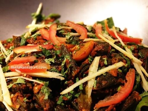 Amchoori bhindi