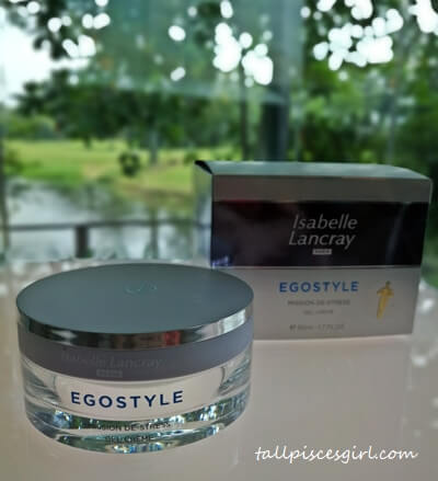 Isabelle Lancray Egostyle Antipollution Mission De-Stress Gel Crème