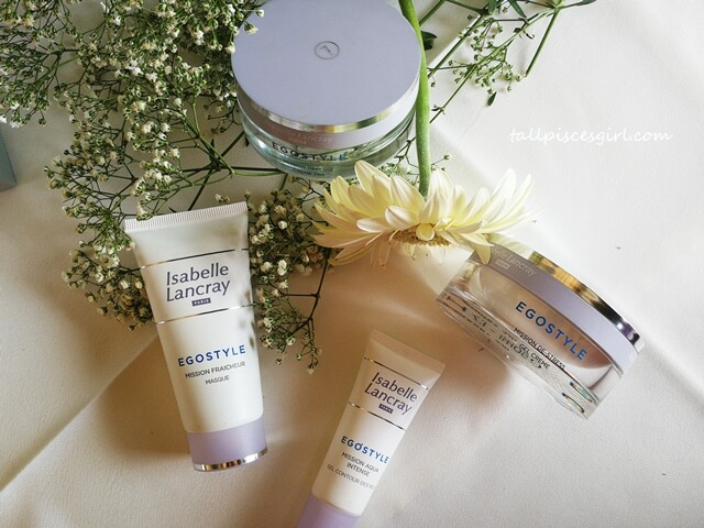 Isabelle Lancray EGOSTYLE Antipollution Range