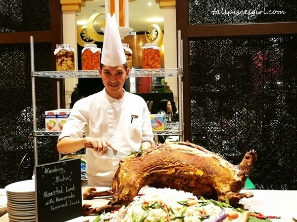 Buffet Taste of Malaysia with Chef Supi @ TEMPTationS, Renaissance KL Hotel