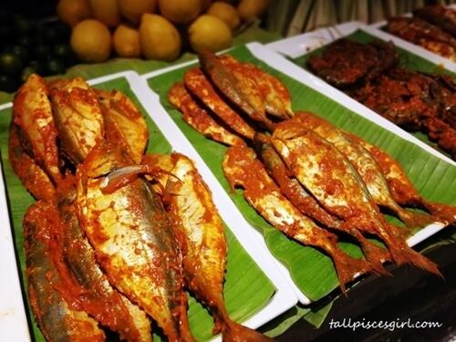 Ikan Bakar (Grilled Fish)