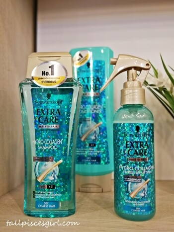 Schwarzkopf Extra Care Hydro Collagen range