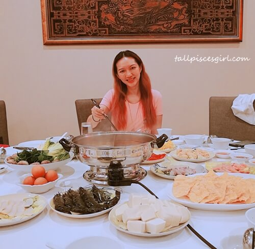 Charmaine X Hot Pot @ Dynasty, Renaissance KL Hotel