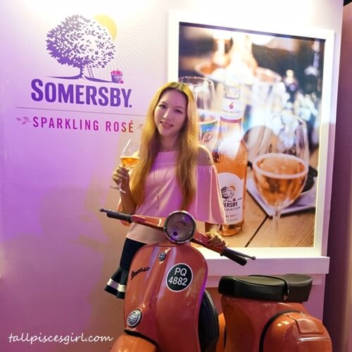 Somersby Sparkling Rosé Party @ Liberte