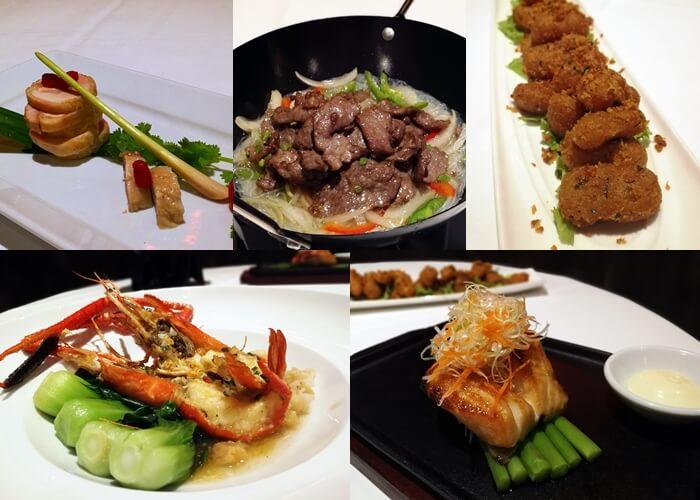 Dynasty Restaurant New Dishes