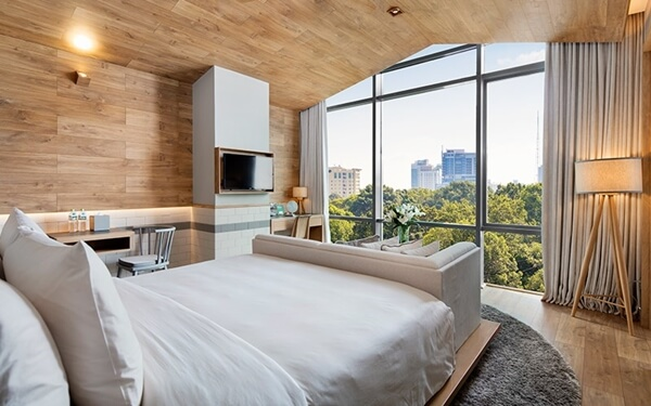 Fusion Suites Saigon Ho Chi Minh City