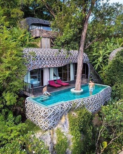 Keemala Phuket Bird's Nest Villa