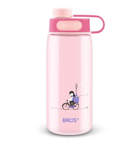 BROS Water Bottles - Spread Your Joy (Price RM 30)