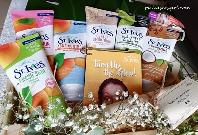 IMG 20180712 - Turn Up the Glow with St. Ives Face Scrubs