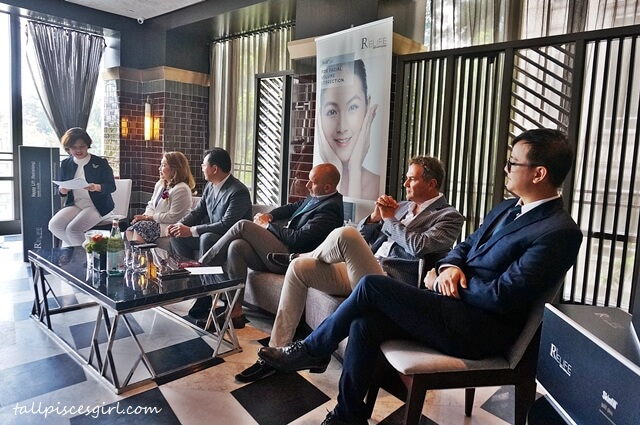 A chat session hosted by RELIFE where leading medical aesthetic doctors touched on current trends and the latest technologies in the industry