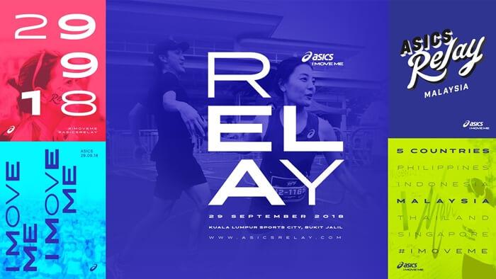 ASICS Relay Malaysia 2018, 29 September 2018 @ KLSC, Bukit Jalil