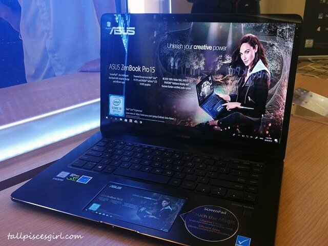 ASUS ZenBook Pro 15 in Malaysia