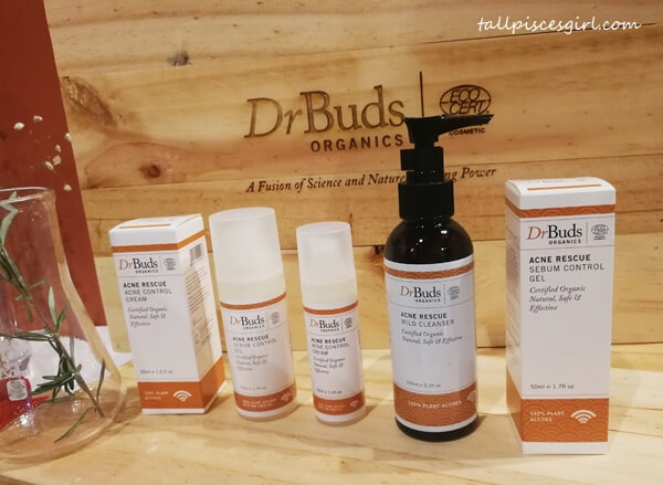 Dr Buds Organics Acne Rescue