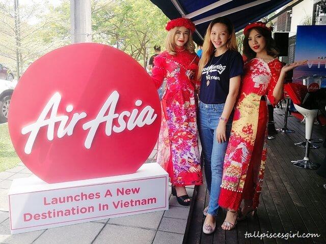 Charmaine X AirAsia