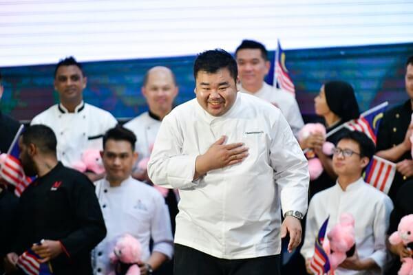 MIGF 2018 - Chef Gary Chang, Champignons