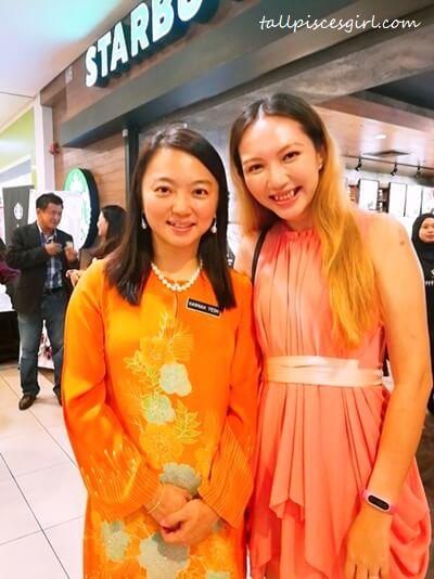 Yang Berhormat Puan Hannah Yeoh & Charmaine Pua