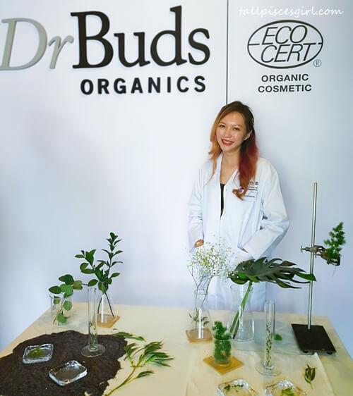 tallpiscesgirl X Dr Buds Organics