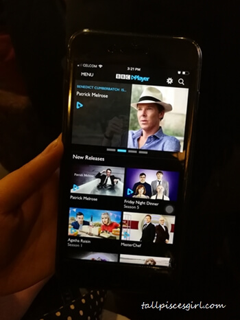 BBC Player now available for unifi subscribers