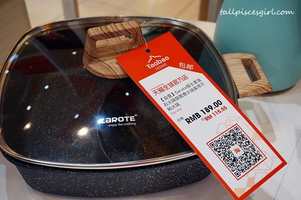 Taobao Home Debuts in Malaysia with Pop Up Store and Promotions 2