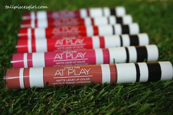 Mary Kay At Play Matte Liquid Lip Color