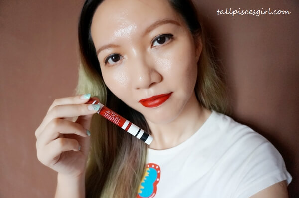 Mary Kay At Play Matte Liquid Lip Color - Red Siren