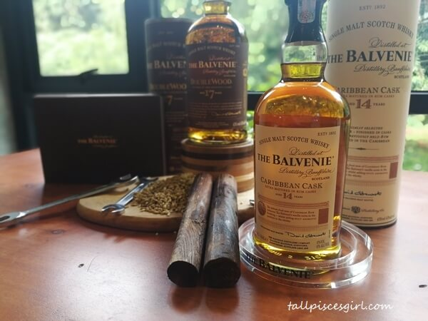 The Balvenie Carribean Cask - 14 Years